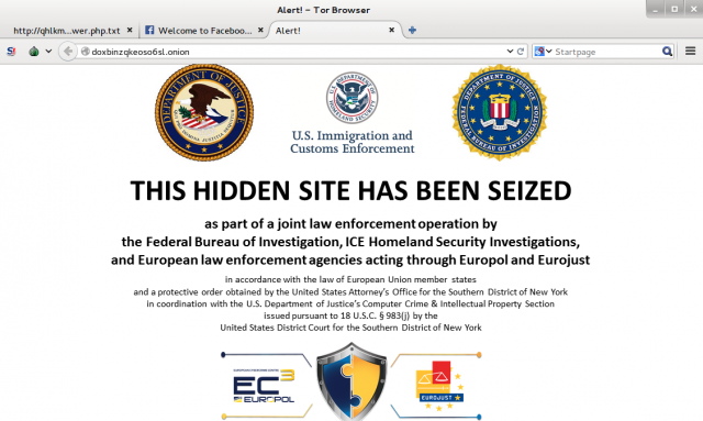 DarkNet Markets FBI
