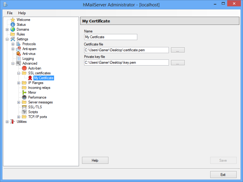 Configuring a Hidden Email Server • Mir Saman Tajbakhsh