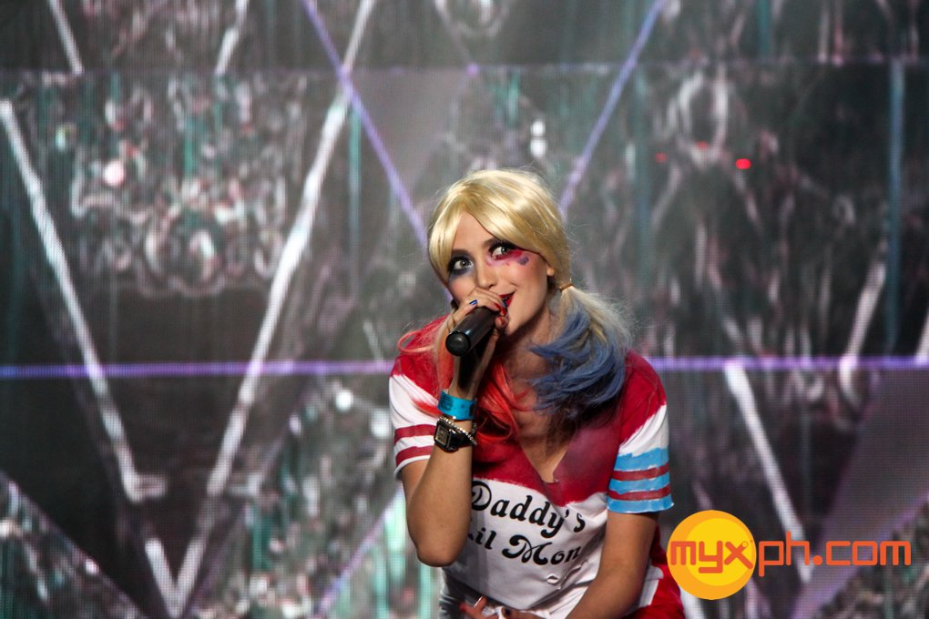 Harley Quinn Live Broadcast